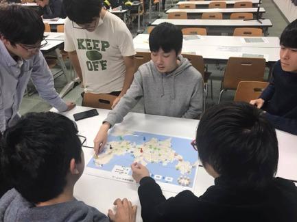青山学院大学,ボードゲーム