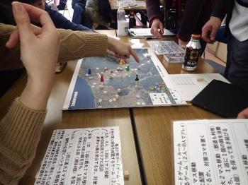 鳥獣対策,ボードゲーム,石川